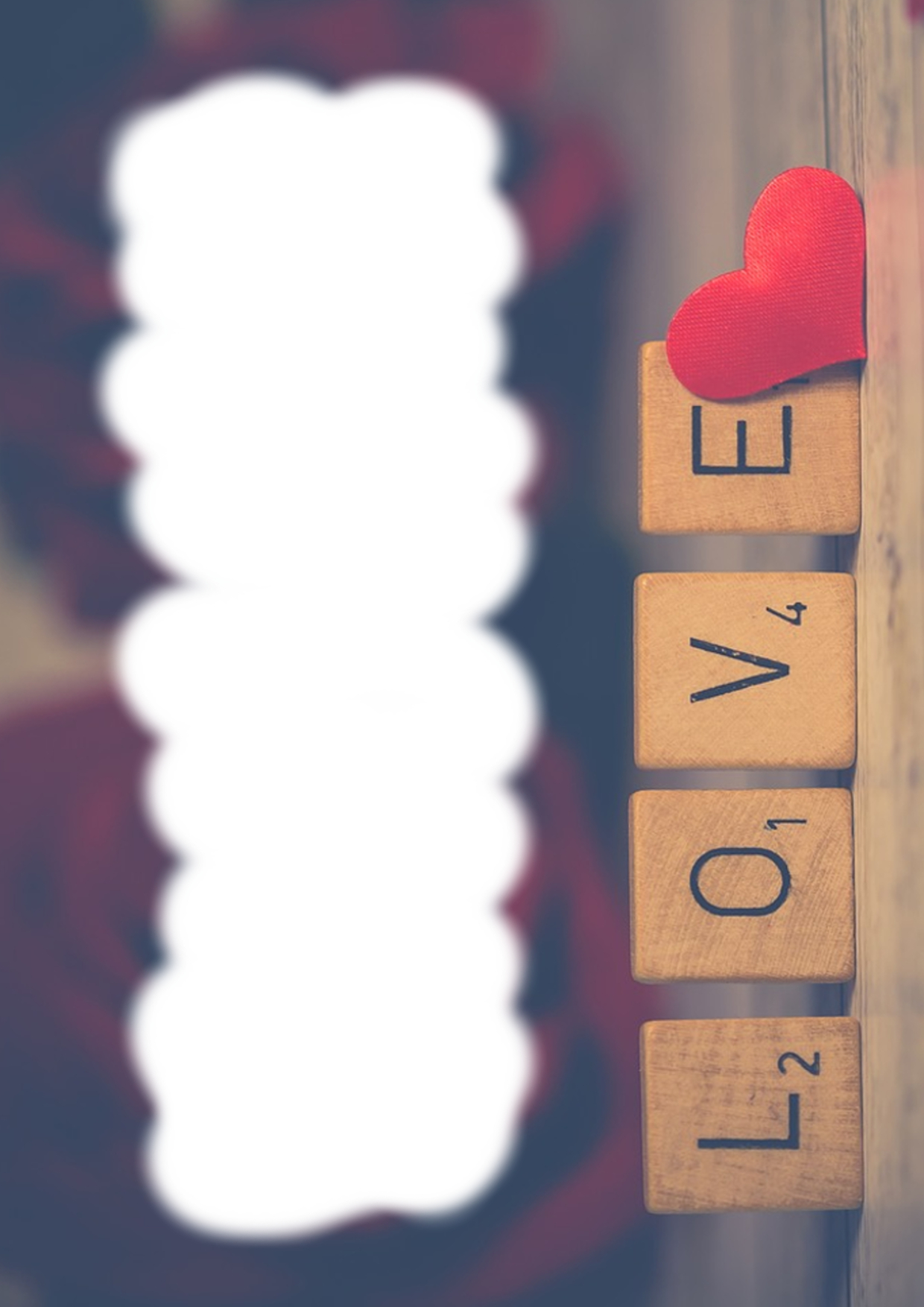 Kostenloses Briefpapier Quot Liebe Quot Vorlagen Zum Selbst