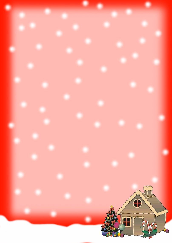 Briefpapier Weihnachten kostenlos Briefpapier Weihnachten 021 jpg