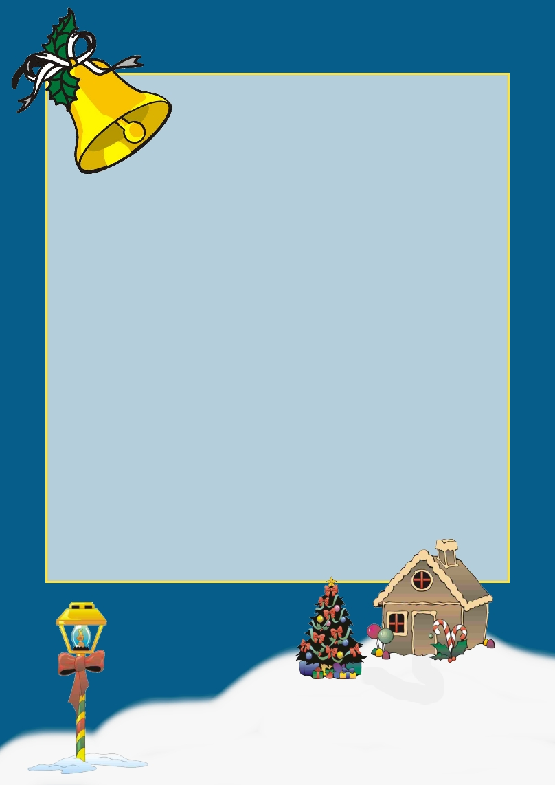 Download Free Christmas Letterhead Stationery