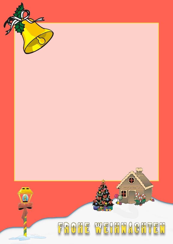Brief Für Nikolaus : Kostenloses briefpapier quot weihnachten vorlagen zum