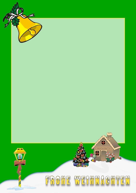 briefpapier weihnachten download kostenlos: