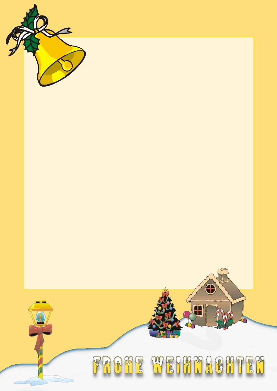 Free Printable Christmas Stationery Download