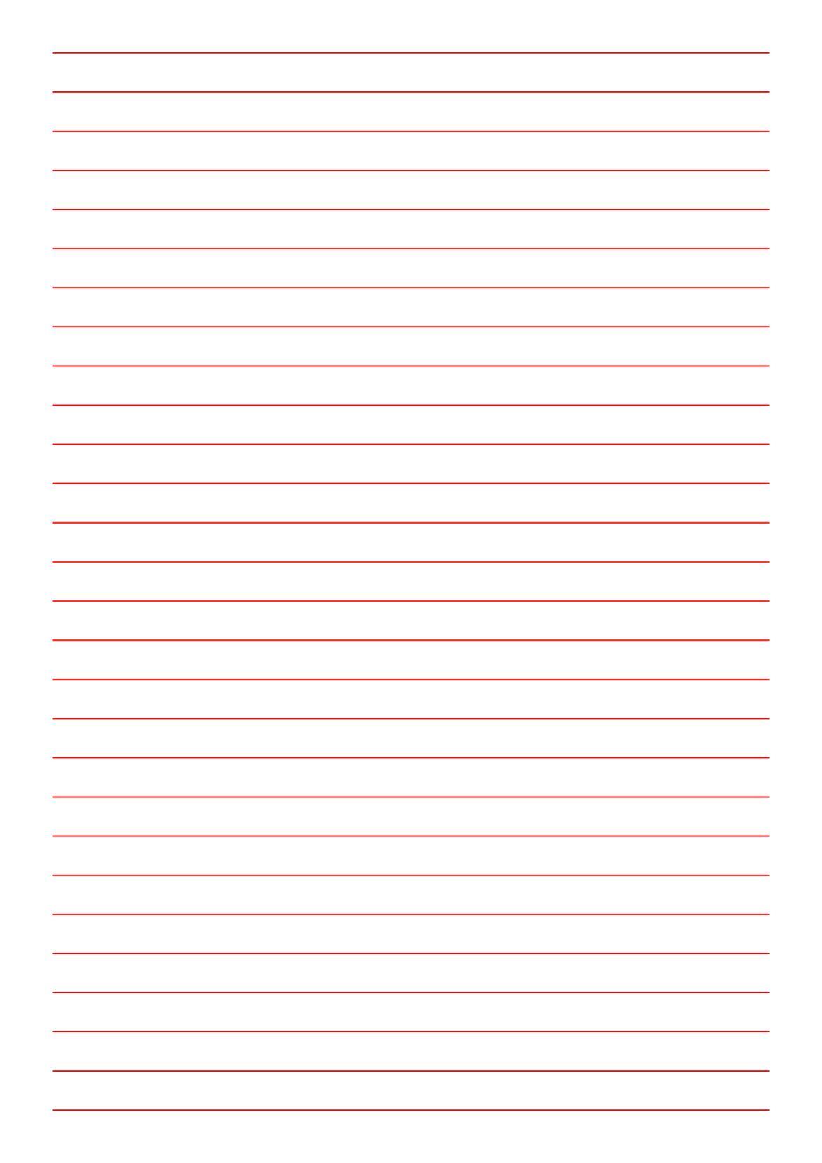 kostenloses briefpapier mit linien briefpapier vorlagen zum selbst ausdrucken. Black Bedroom Furniture Sets. Home Design Ideas