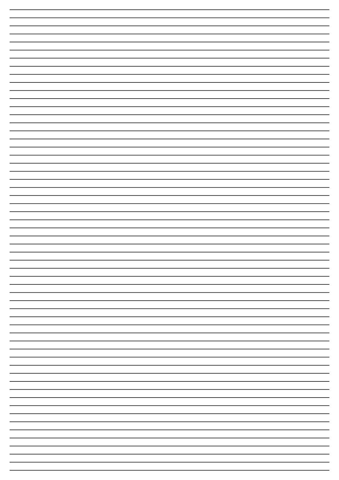 Kostenloses Briefpapier Mit Linien Briefpapier Vorlagen