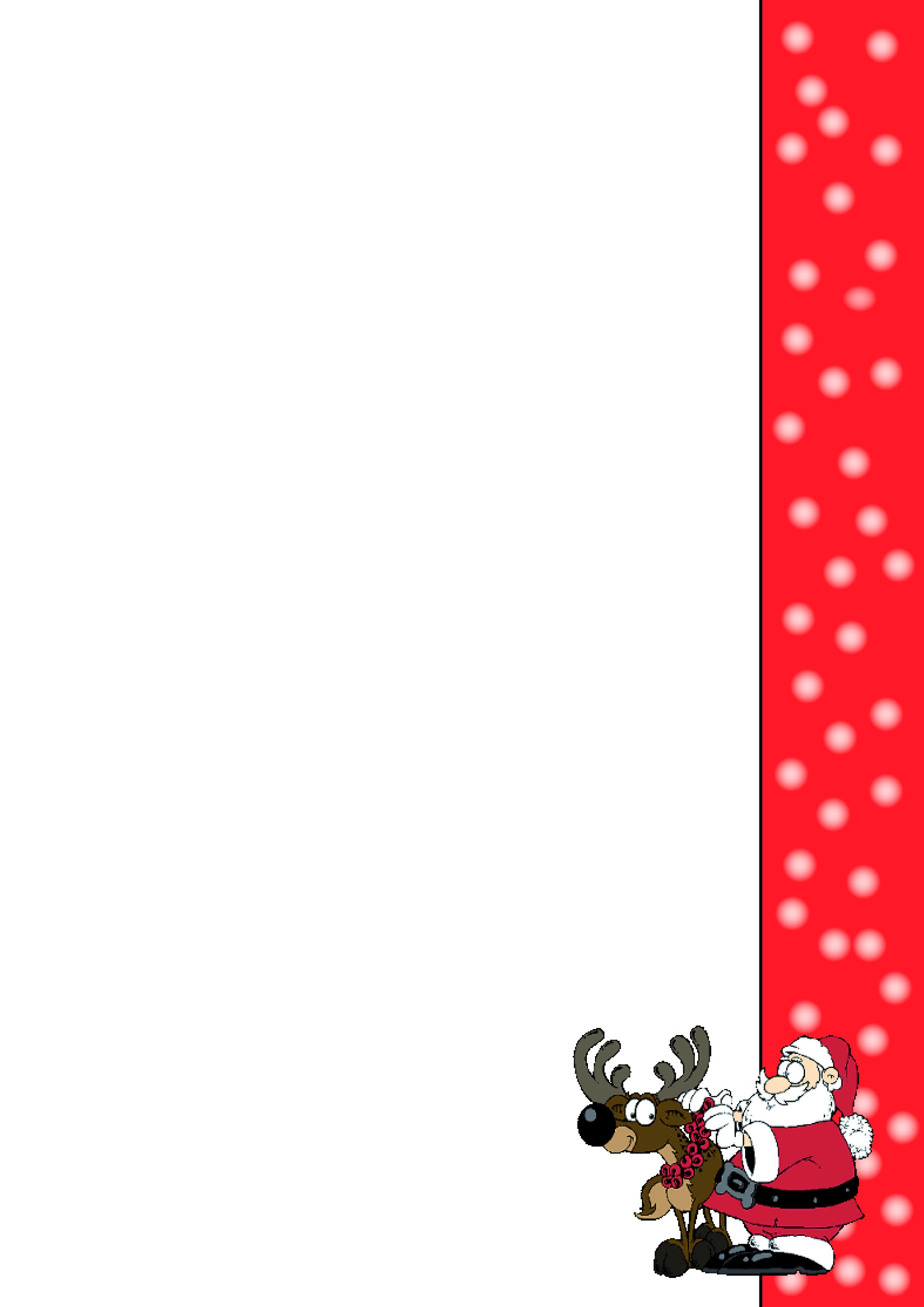 Weihnachtsbilder Din A4 Kostenlos.1 Briefpapier Weihnachten Drucken Lassen Din A4 90 G M